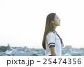 人物 ポートレート 女性の写真 25474356