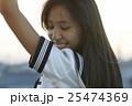 人物 ポートレート 女性の写真 25474369