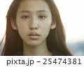 人物 ポートレート 女性の写真 25474381