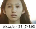 人物 ポートレート 女性の写真 25474393