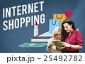 Eコマース オンラインショッピング ネットショップの写真 25492782