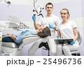 歯科 歯医者 歯科医の写真 25496736