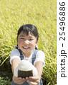 人物 子供 女の子の写真 25496886