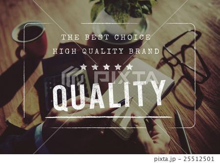 High Quality Brand Exclusive 100% Guarantee Original Conceptのイラスト素材 [25512501] - PIXTA