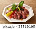サラダ 洋食 ローストビーフの写真 25519195