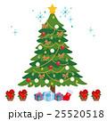 クリスマス 年中行事 プレゼントのイラスト 25520518