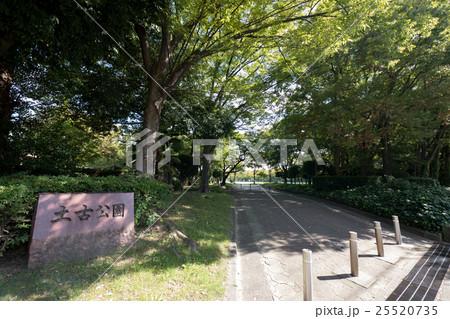 名古屋市港区 土古公園 入口 25520735
