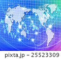 インターネット 株価 株式投資のイラスト 25523309