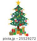 クリスマスツリー 25529272