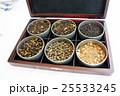 アフタヌーンティーの茶葉選び 25533245