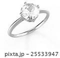 ダイヤ ダイヤモンド ウェディングのイラスト 25533947