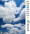 夏空と雲 25538025