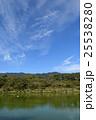 池 青空 風景の写真 25538280