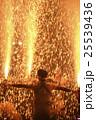 祭り 花火 人物の写真 25539436