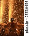 祭り 花火 人物の写真 25539456