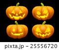 ハロウィンカボチャ 4種類 25556720