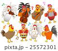 鶏のコンサート 25572301