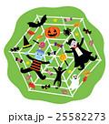 素材-halloween2016-1(文字なし) 25582273