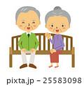 シニア夫婦 25583098