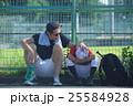 夢を追う親子 少年野球 25584928