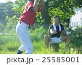 夢を追う親子 少年野球 25585001