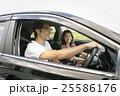 カップル お出かけ ドライブの写真 25586176