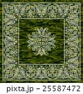 バンダナ スカーフ素材 25587472