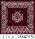 バンダナ スカーフ素材 25587473