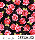 花 薔薇 ローズのイラスト 25589152