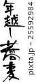 年越し蕎麦 25592984