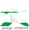 角島イラスト 25594143