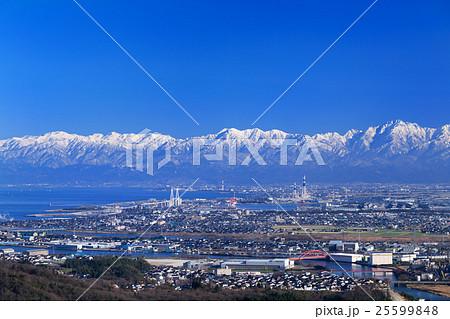 富山県_立山連峰の写真素材 [255...