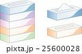ティッシュ・ペーパーボックス 25600028