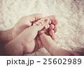 新生児 家族 ボディーパーツ 25602989
