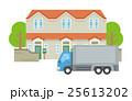 マンション アパート トラック 25613202