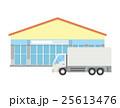 お店とトラック 25613476