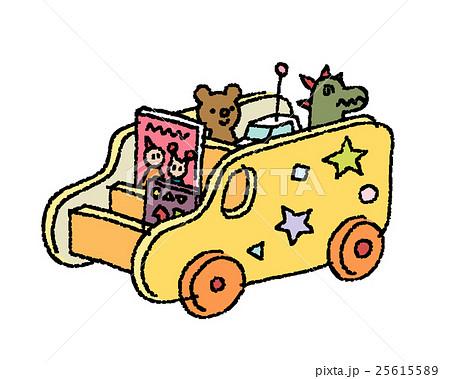 くるまのおもちゃ箱 25615589