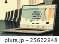 ビッグデータ 技術 ビジネスのイラスト 25622948