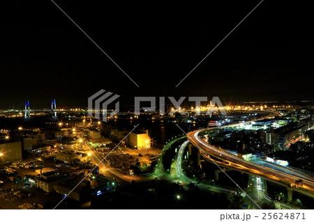 横浜夜景 25624871