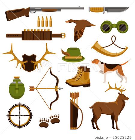 Shooting And Hunting Set 25625229