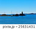 ブレア島の干潮時の湾の景観 25631431
