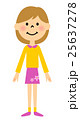 子供 女の子 少女のイラスト 25637278