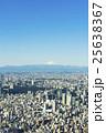 空撮 東京 街並の写真 25638367