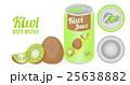 カン 缶 缶詰めのイラスト 25638882