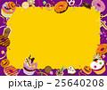 ハロウィン ベクター お菓子のイラスト 25640208