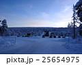 フィンランドの日の出 25654975