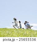 子供 友達 走るの写真 25655536