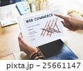 タブレット Eコマース 電子商取引の写真 25661147