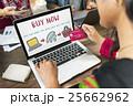 オンラインショッピング オンライン ネットショップの写真 25662962