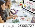 オンラインショッピング オンライン ネットショップの写真 25663727